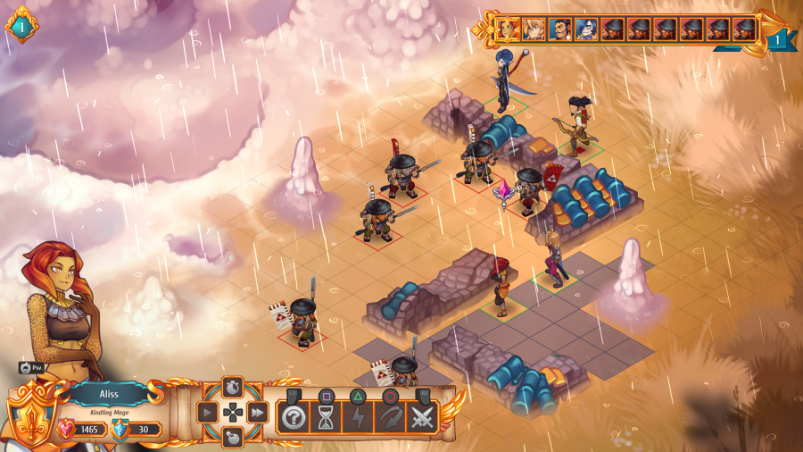 Regalia: Of Men and Monarchs - Royal Edition Review - Screenshot 2 of 4