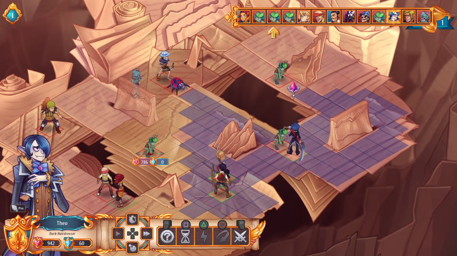 Regalia: Of Men and Monarchs - Royal Edition Review - Screenshot 3 of 4