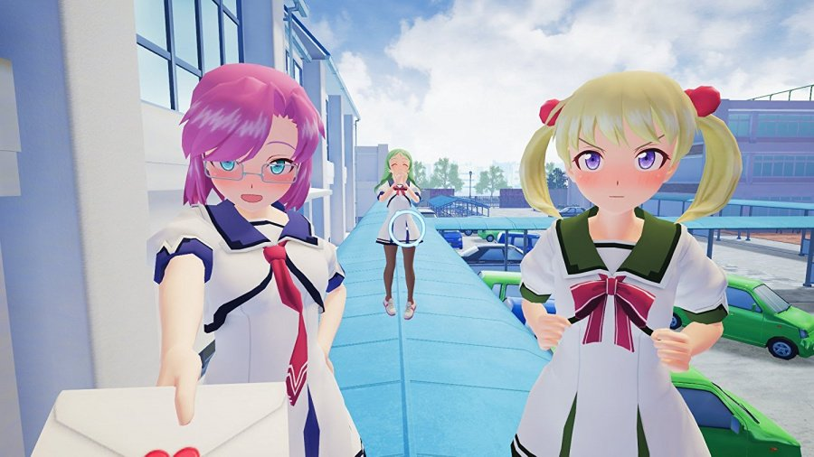 Gal*Gun 2 Review - Screenshot 3 of 4