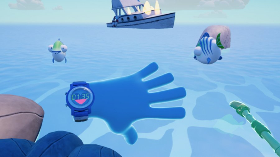 Island Time VR Review - Screenshot 1 of 3