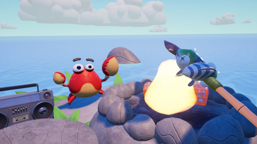 Island Time VR Review - Screenshot 2 of 3