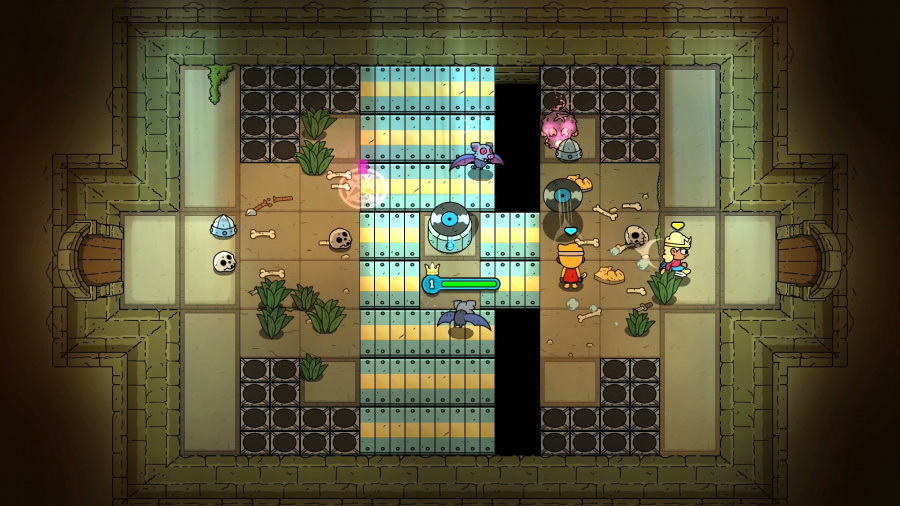 The Swords of Ditto Review - Screenshot 1 of 4