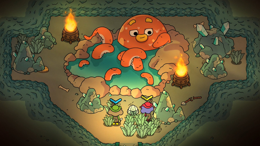 The Swords of Ditto Review - Screenshot 4 of 4