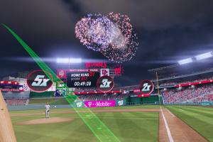 Home Run Derby VR Screenshot