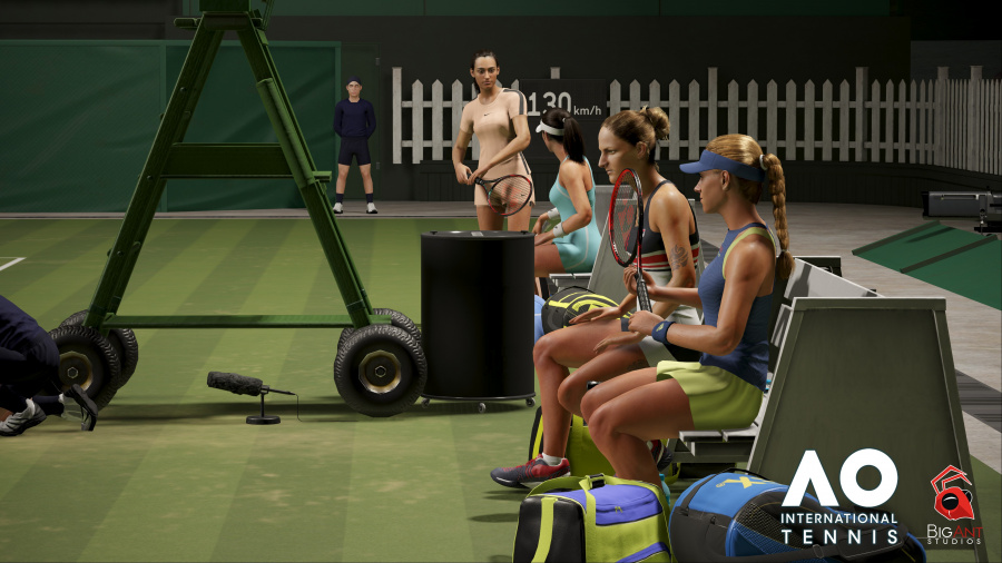 AO International Tennis Review - Screenshot 3 of 3