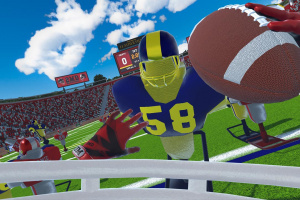 2MD VR Football Screenshot