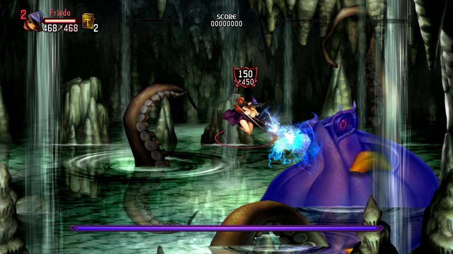 Dragon's Crown Pro Review - Screenshot 2 of 4
