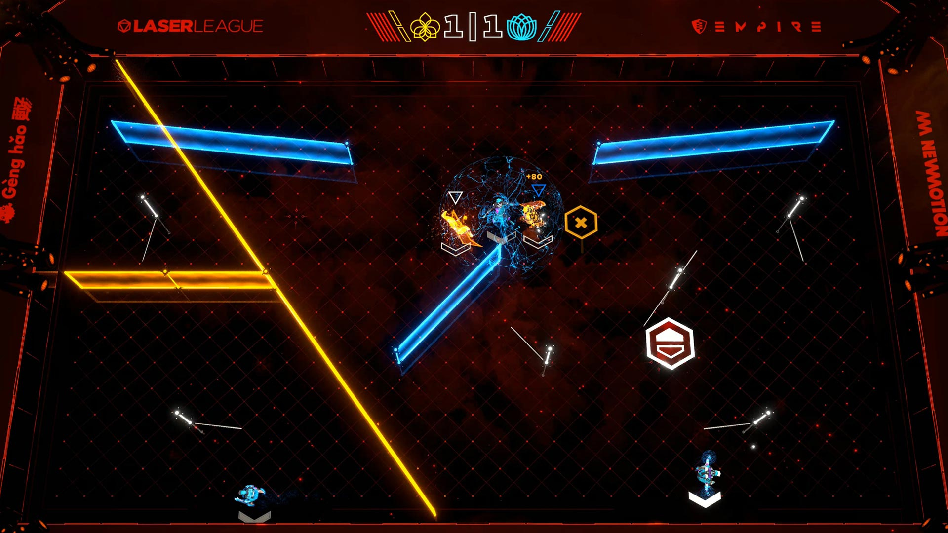 Laser League Ps4 Playstation 4 News Reviews Trailer