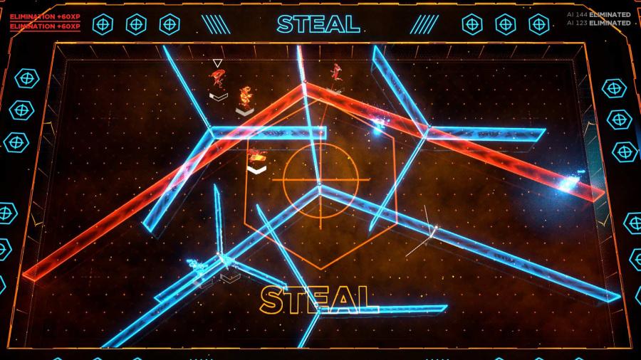 Laser League Review - Screenshot 3 of 4