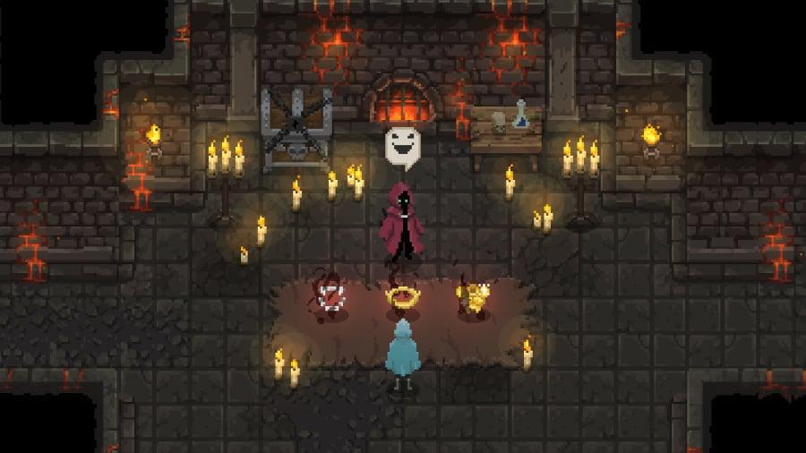 Wizard of Legend Review - Screenshot 1 of 3