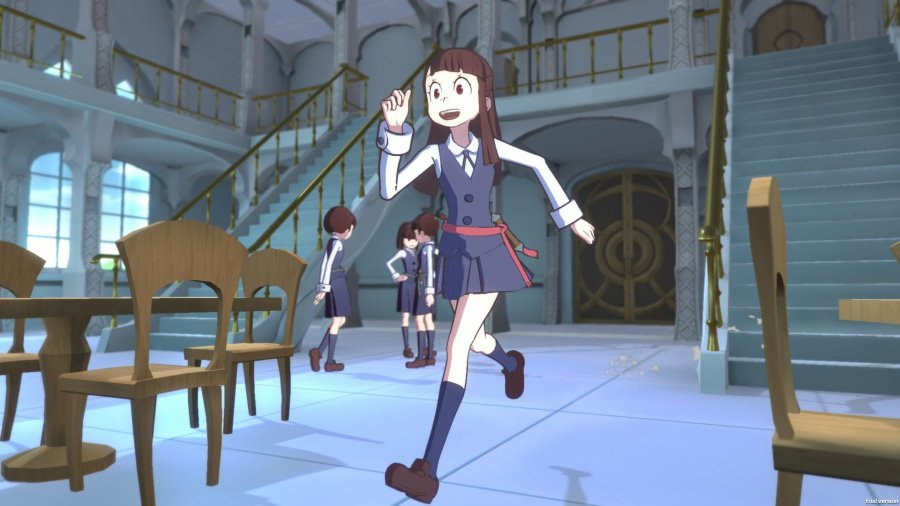 Little Witch Academia: Chamber of Time Review - Screenshot 4 of 5