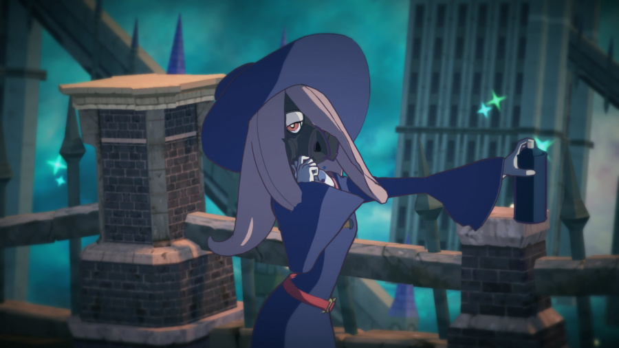 Little Witch Academia: Chamber of Time Review - Screenshot 1 of 4