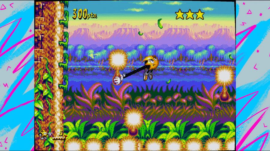 SEGA Mega Drive Classics Review - Screenshot 2 of 4