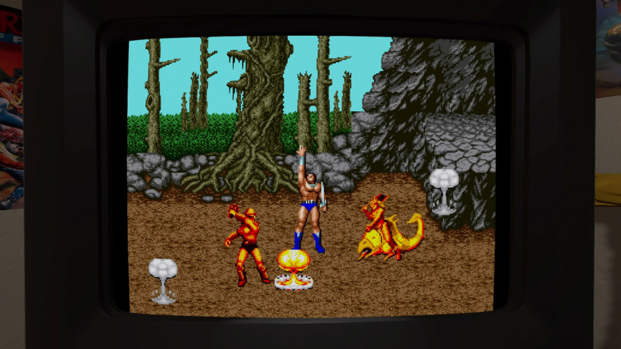 SEGA Mega Drive Classics Review - Screenshot 1 of 4
