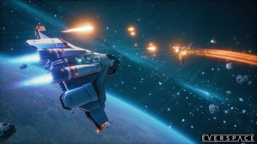 Everspace: Galactic Edition Review - Screenshot 1 of 3