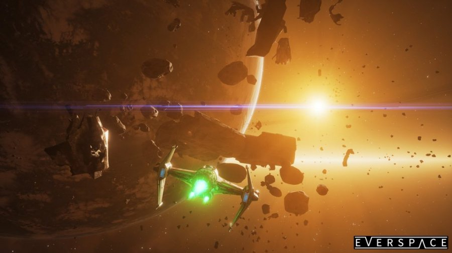 Everspace: Galactic Edition Review - Screenshot 2 of 3