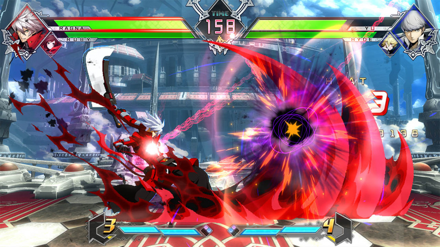 BlazBlue: Cross Tag Battle Review - Screenshot 1 of 4