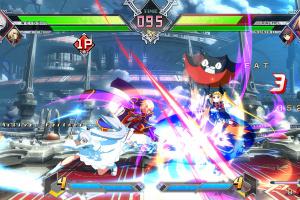BlazBlue: Cross Tag Battle Screenshot