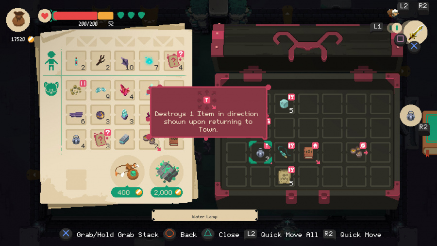 Moonlighter Review - Screenshot 3 of 3