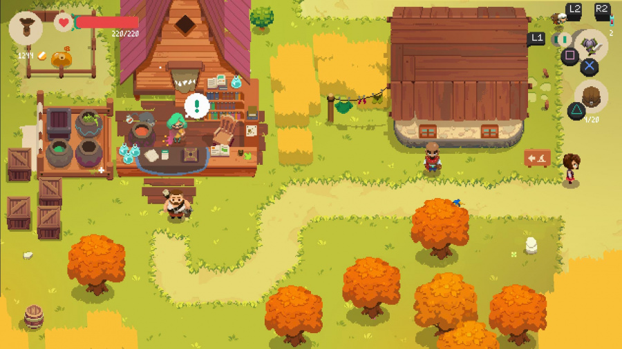 Moonlighter Review - Screenshot 1 of 3