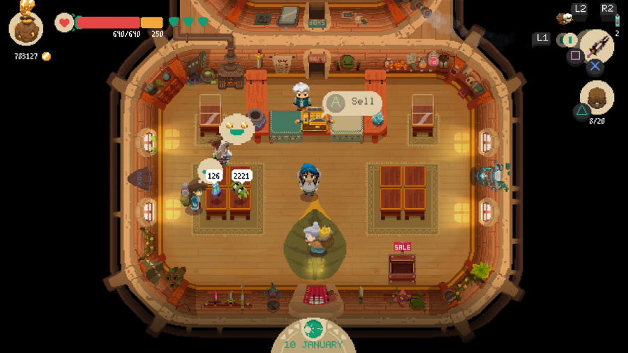 Moonlighter Review - Screenshot 2 of 3