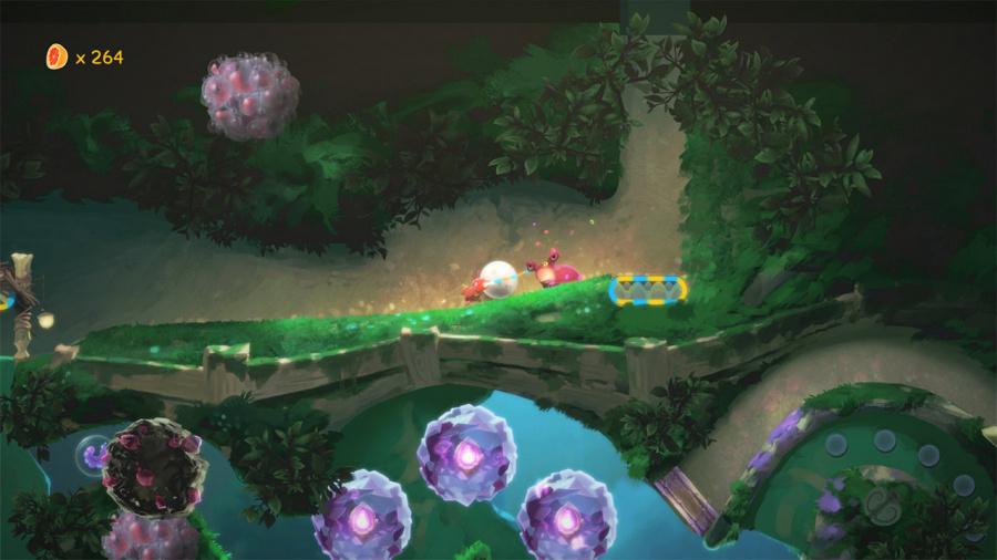 Yoku's Island Express Review - Screenshot 1 of 3
