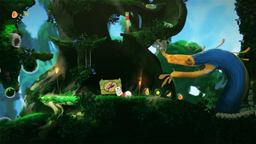 Yoku's Island Express Review - Screenshot 2 of 3