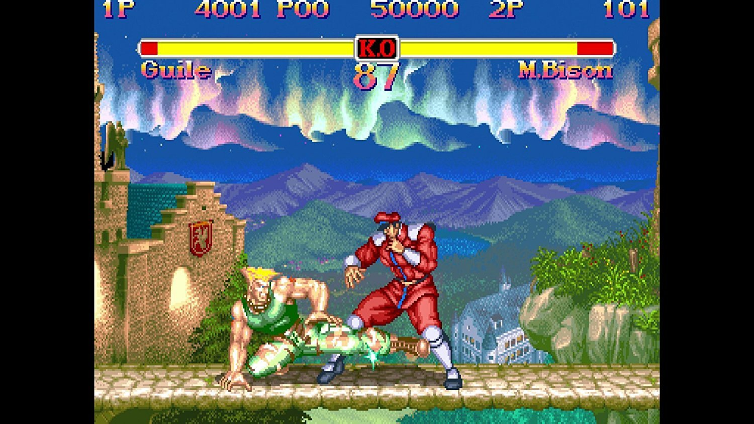 Street Fighter 30th Anniversary Collection Review (PS4