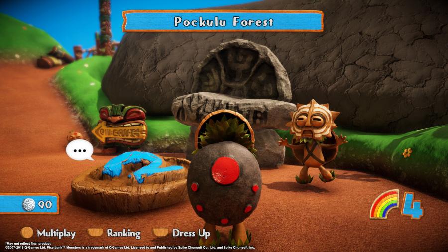 PixelJunk Monsters 2 Review - Screenshot 1 of 3