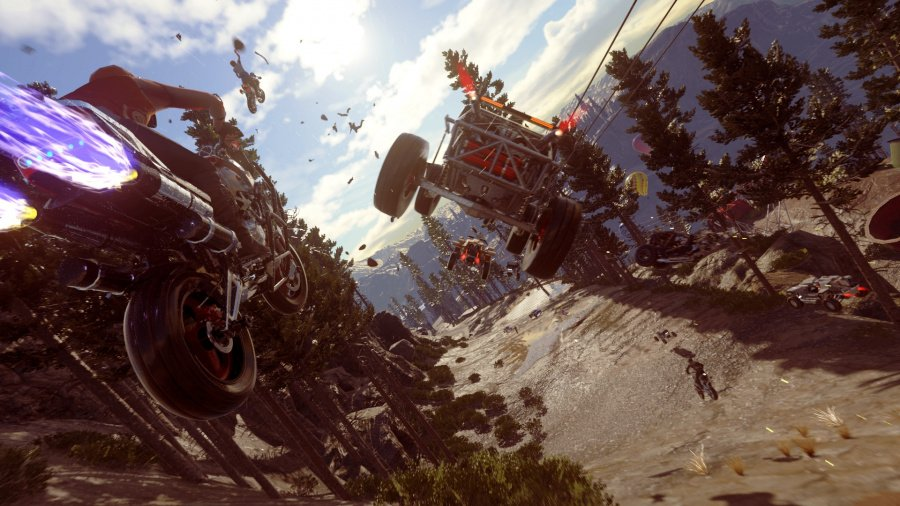 Onrush Review - Screenshot 1 of 5