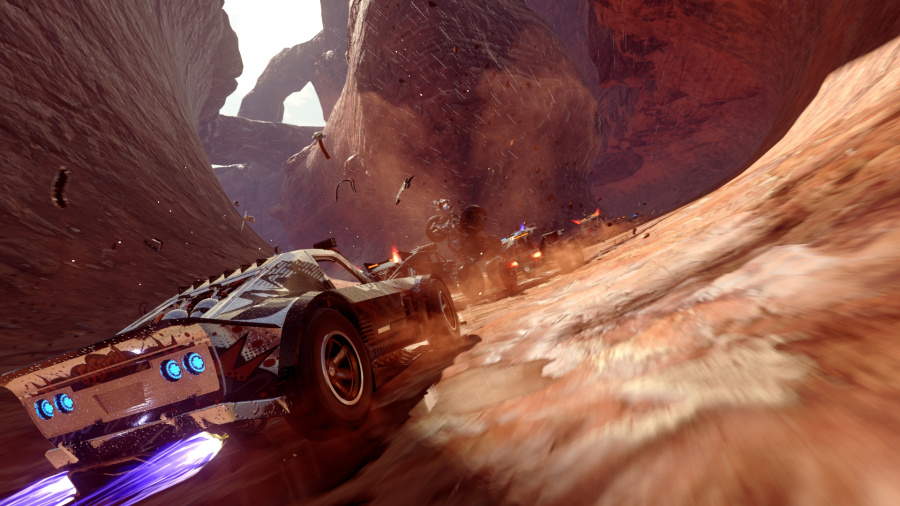 Onrush Review - Screenshot 3 of 5