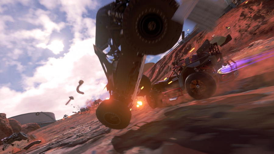 Onrush Review - Screenshot 2 of 5
