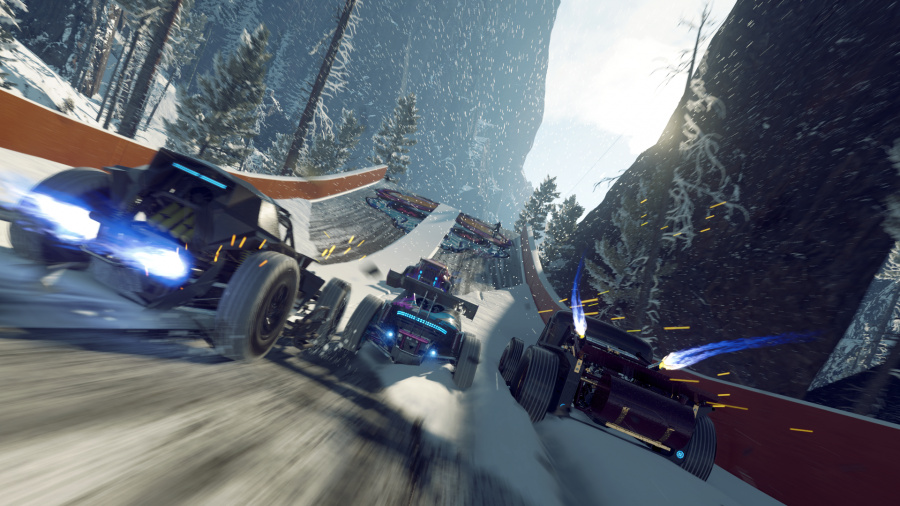 Onrush Review - Screenshot 5 of 5