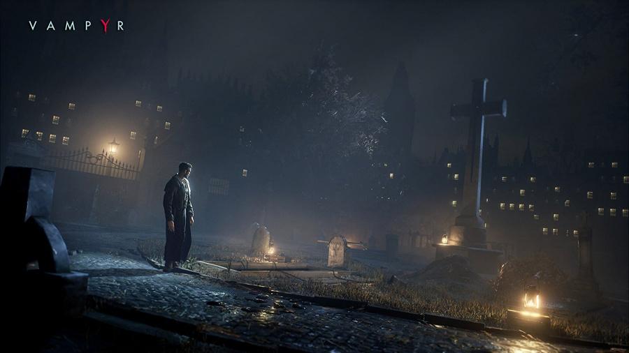 Vampyr Review - Screenshot 1 of 5
