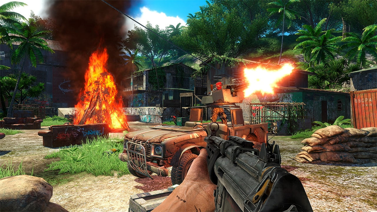 Far Cry 3 Clic Edition Review Screenshot Of