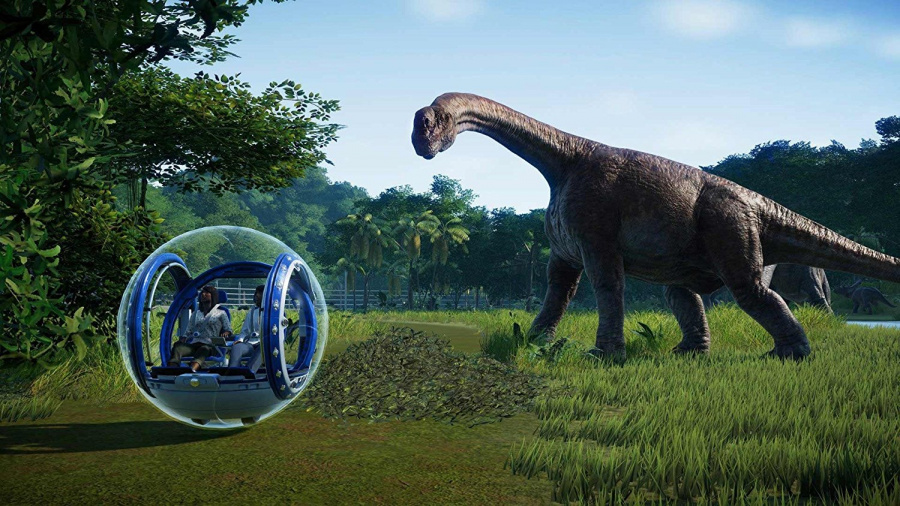 Jurassic World Evolution Review - Screenshot 3 of 4