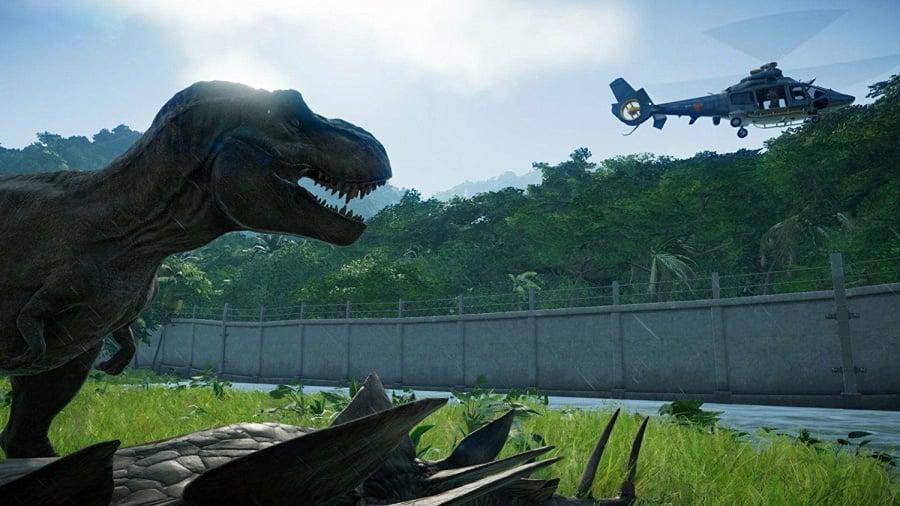 Jurassic World Evolution Review - Screenshot 4 of 4