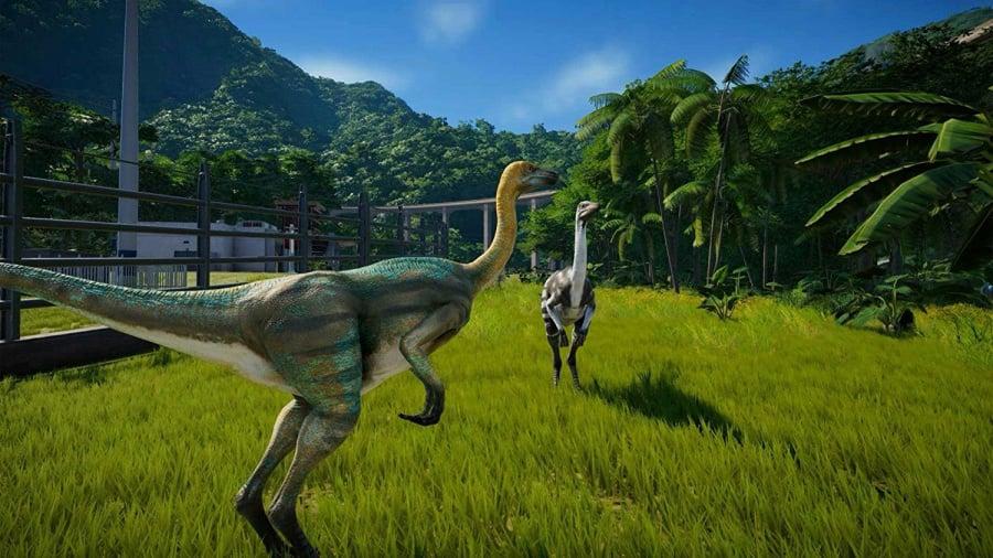 Jurassic World Evolution Review - Screenshot 2 of 4