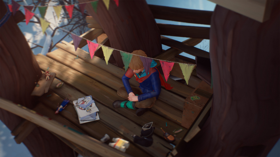 The Awesome Adventures of Captain Spirit Review - Screenshot 1 of 3