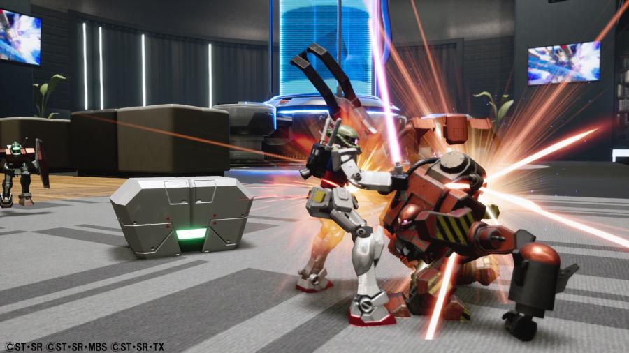 New Gundam Breaker Review - Screenshot 1 of 4