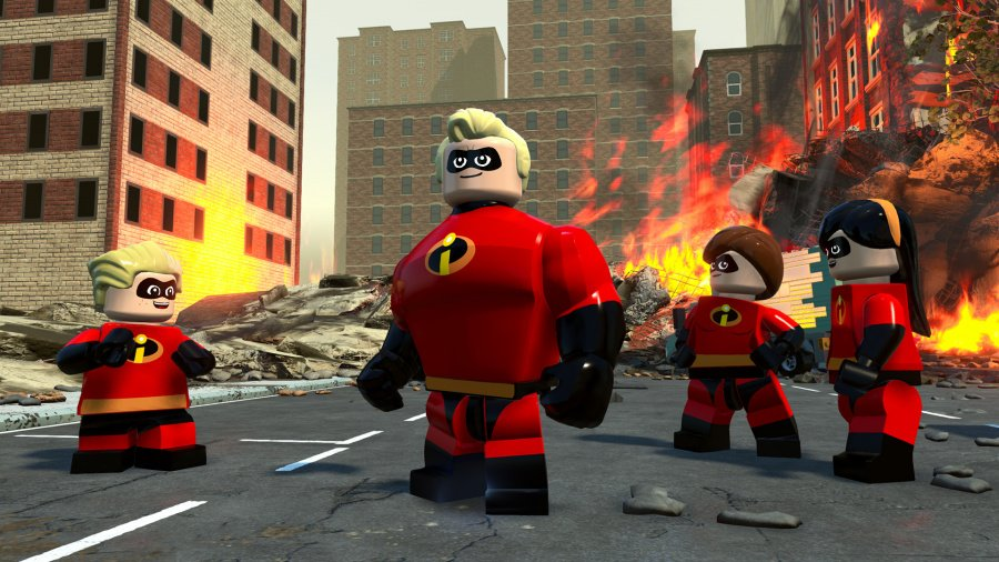 LEGO The Incredibles Review - Screenshot 1 of 4