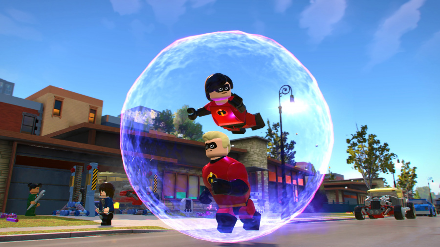LEGO The Incredibles Review - Screenshot 4 of 4
