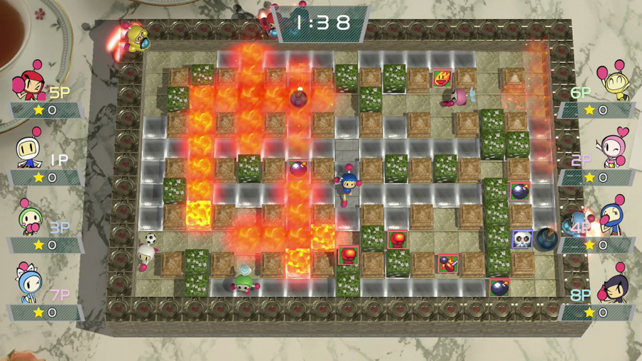 Super Bomberman R Review - Screenshot 3 of 4