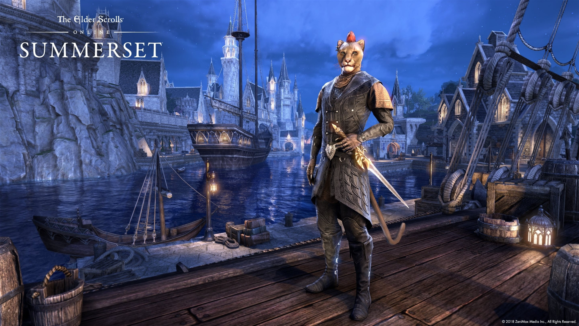The Elder Scrolls Online: Summerset Review (PS4) | Push Square