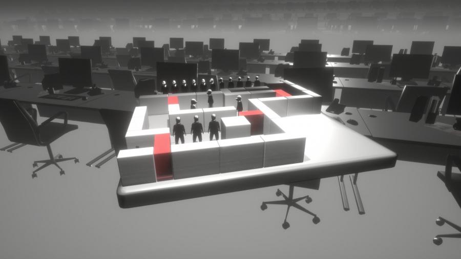 Salary Man Escape Review - Screenshot 2 of 3