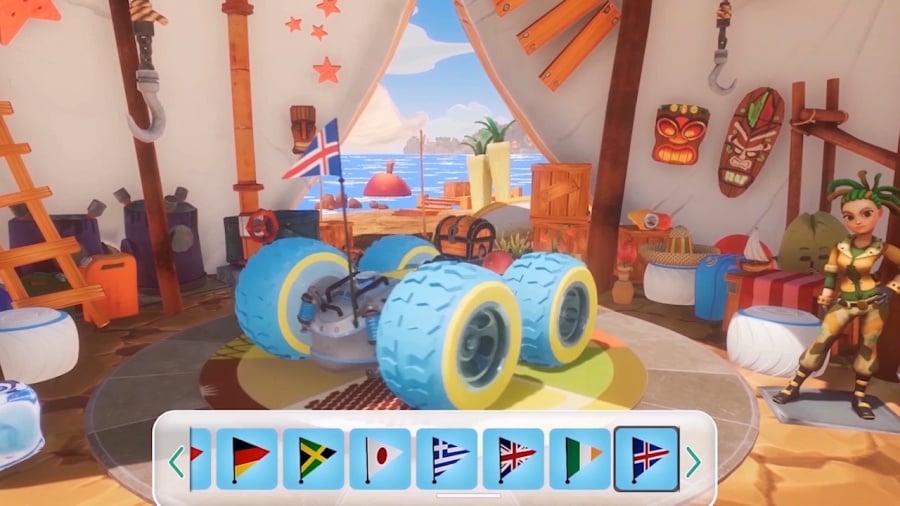 All-Star Fruit Racing Review - Screenshot 2 of 3