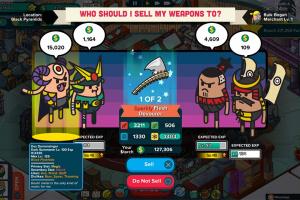 Holy Potatoes! A Weapon Shop?! Screenshot