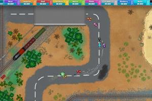 Race Arcade Screenshot