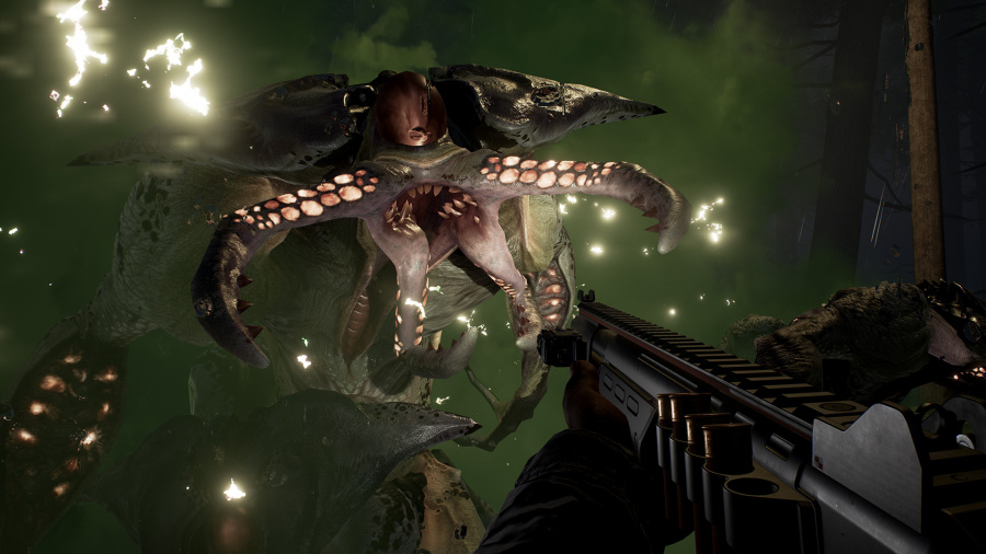 Earthfall Review - Screenshot 1 of 4
