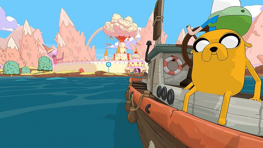 Adventure Time: Pirates of the Enchiridion Review - Screenshot 3 of 4